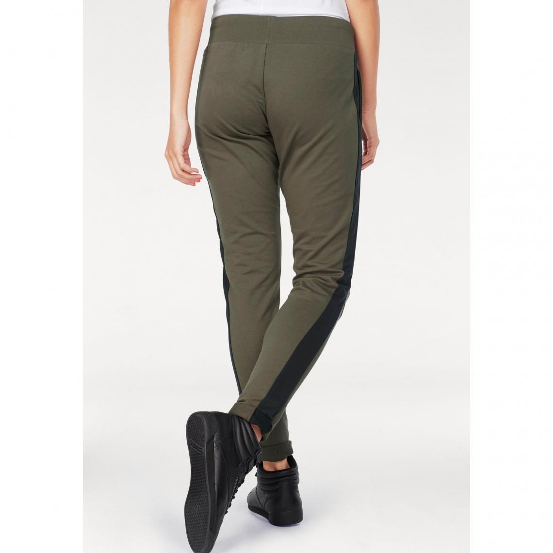 Pantalon de jogging femme Training Supply Slim Reebok - Noir  660036cac60
