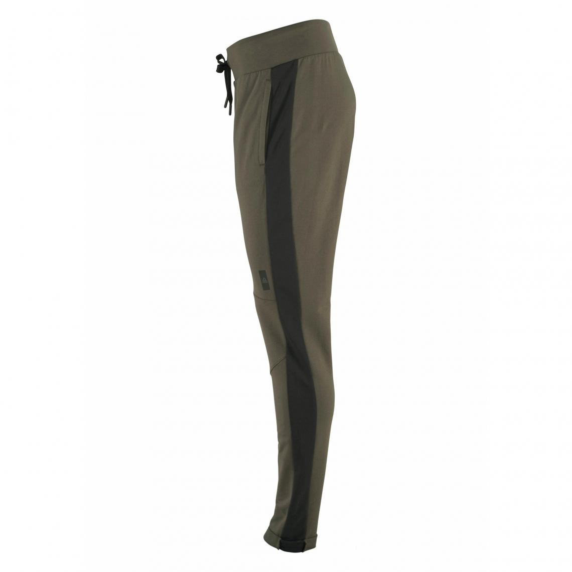 Pantalon de jogging femme Training Supply Slim Reebok - Noir Reebok e1a375566ed