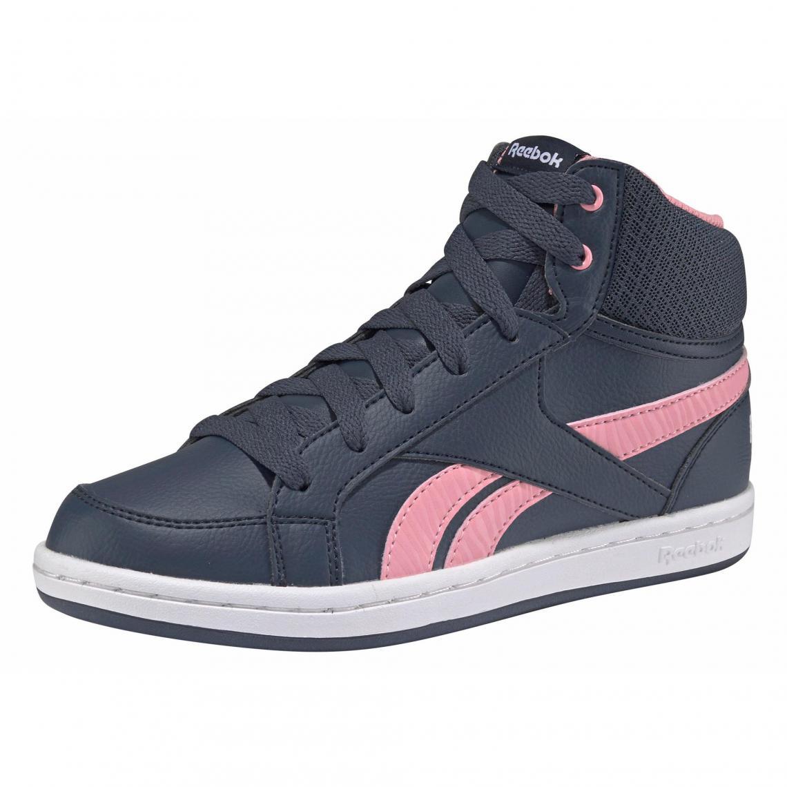 best cheap 966d5 19aad Baskets Reebok Royal Prime Mid sneakers fille Reebok Homme