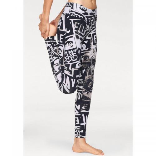 Elle Fitness Leggings: Pantalons De Jogging Femme, Pantalons