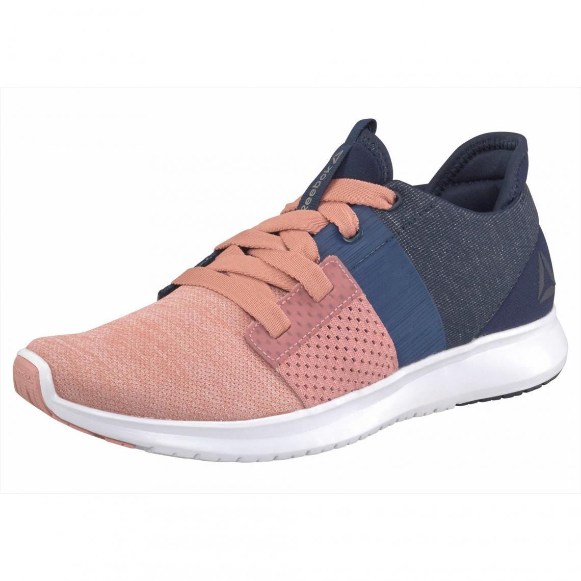 Chaussures de running femme Reebok Trilux Run Rose Gris Plus de détails