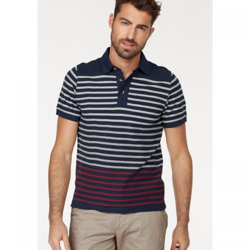 Rhode Island - Polo manches courtes rayé homme Rhode Island - rayé - Polos homme
