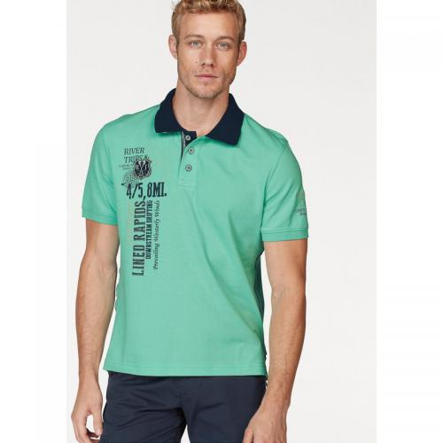 Rhode Island - Polo manches courtes homme Rhode Island - Menthe - Polos homme
