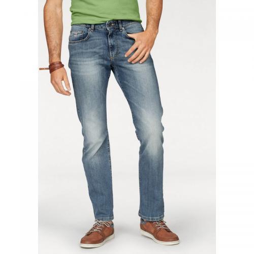 86d7f8e8667 Rhode Island - Jean slim 5 poches stretch L32 homme Rhode Island - Bleu -  Jean