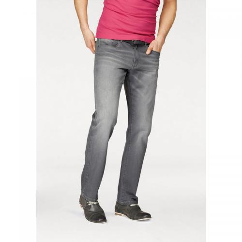Rhode Island - Jean slim 5 poches stretch L32 homme Rhode Island - Gris - Jeans homme