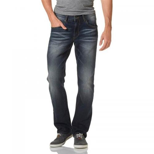 Rhode Island - Jean coupe droite Rhode Island Reed homme - Multicolore - Jeans homme