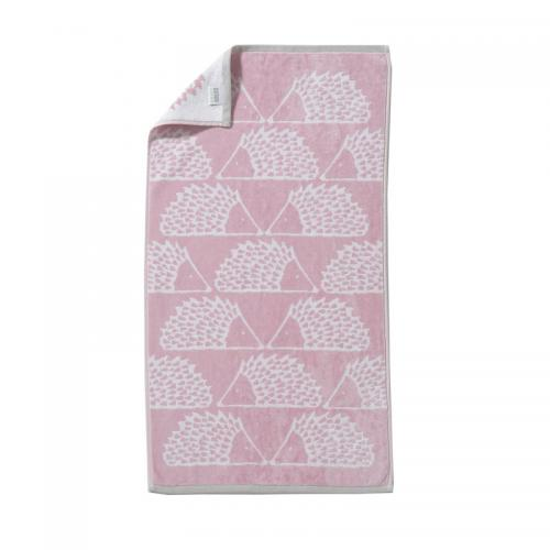 Scion Living - Serviette bain éponge 550 g/m² Spike Scion Living - Rose Poudré - Serviette de toilette
