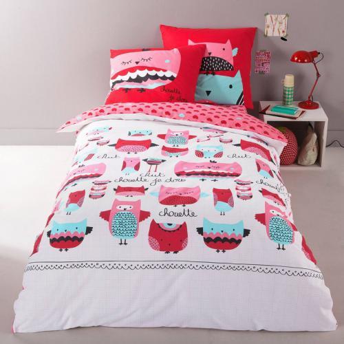 parure de lit enfant linge de lit enfant 3 suisses. Black Bedroom Furniture Sets. Home Design Ideas