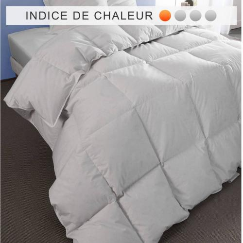 Selenia - Couette naturelle 300 g/m² SELENIA - Blanc - Couettes adulte