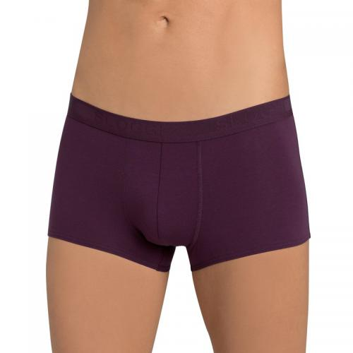 Sloggi Men - Lot de 2 shortys homme EverNew Sloggi - Violet - Sous-vêtements homme