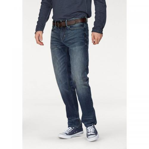 cf5918a36069 S.Oliver - Jean 5 poches avec ceinture homme Red Label S. Oliver -