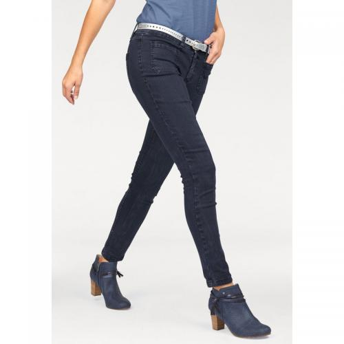 S.Oliver - Jean skinny fit femme stretch S. Oliver Red Label - Bleu - S.Oliver