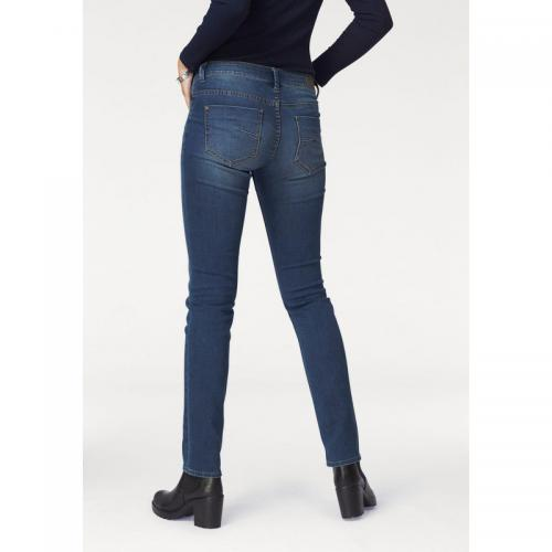 S.Oliver - Jean slim fit 5 poches femme S. Oliver Red Label - Bleu - S.Oliver