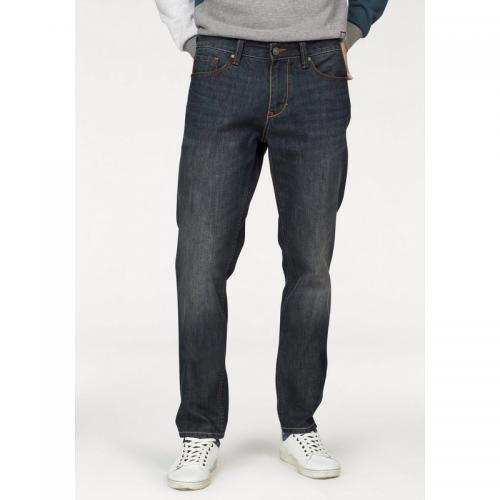S.Oliver - Jean used 5 poches homme S. Oliver Red Label - Bleu - Jean