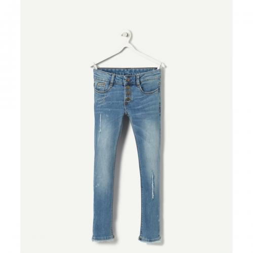 Tape a l'oeil - PANTALON SLIM DENIM B - Mode Enfant