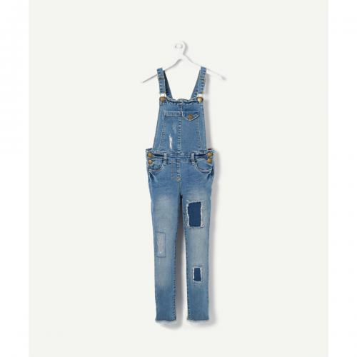 1d0a52de2ac54 Tape a l'oeil - SALOPETTE EN JEAN US - Vêtements fille