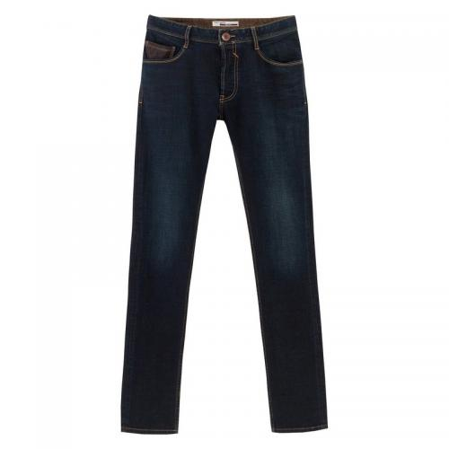Jean slim regular homme Teddy Smith - Bleu Teddy Smith