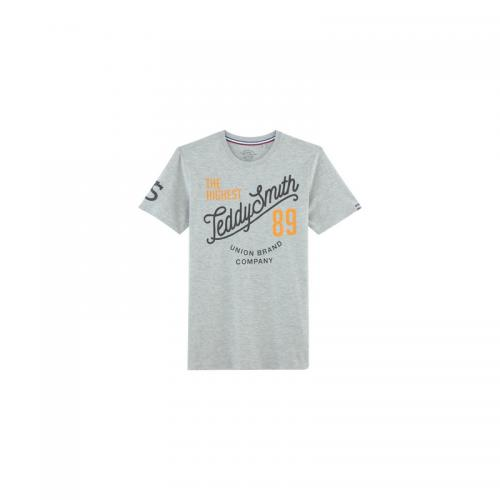 Teddy Smith - T-shirt manches courtes homme Teddy Smith - Blanc - Teddy smith
