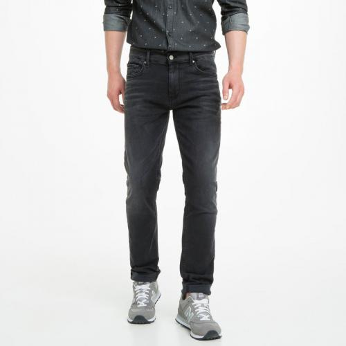Teddy Smith - Jean slim fit Rock homme Teddy Smith - Noir - Teddy smith