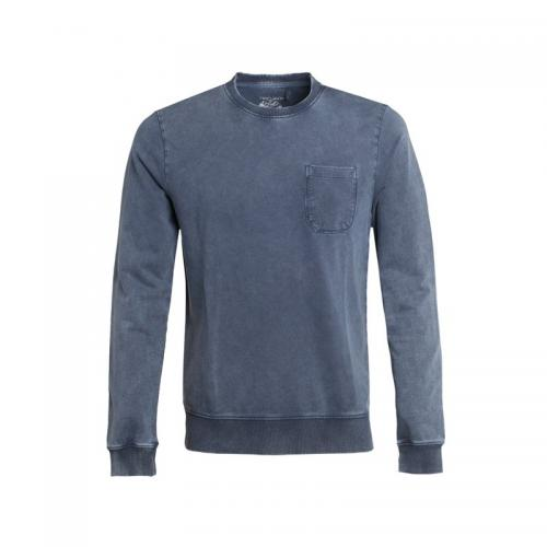 Teddy Smith - Sweat col rond homme Teddy Smith - rayé bleu - Sweats homme