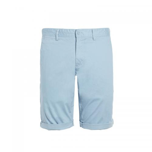 Teddy Smith - Bermuda chino homme Teddy Smith - Turquoise - Bermudas, shorts homme