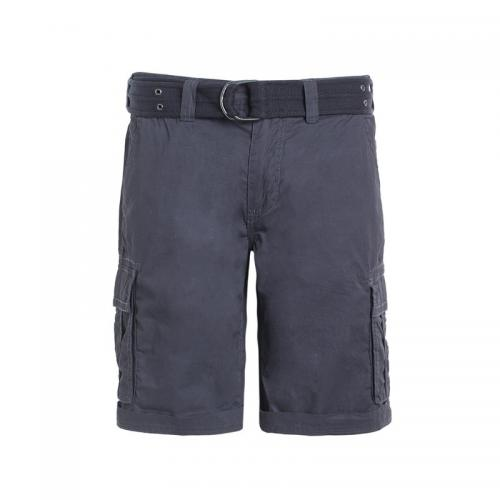 Teddy Smith - Bermuda battle homme Teddy Smith - Bleu Marine - Bermudas, shorts homme