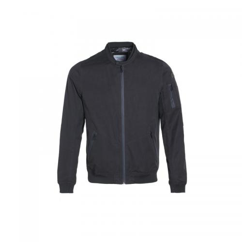 Teddy Smith - Blouson zippé homme Teddy Smith - Noir - Manteau / Veste