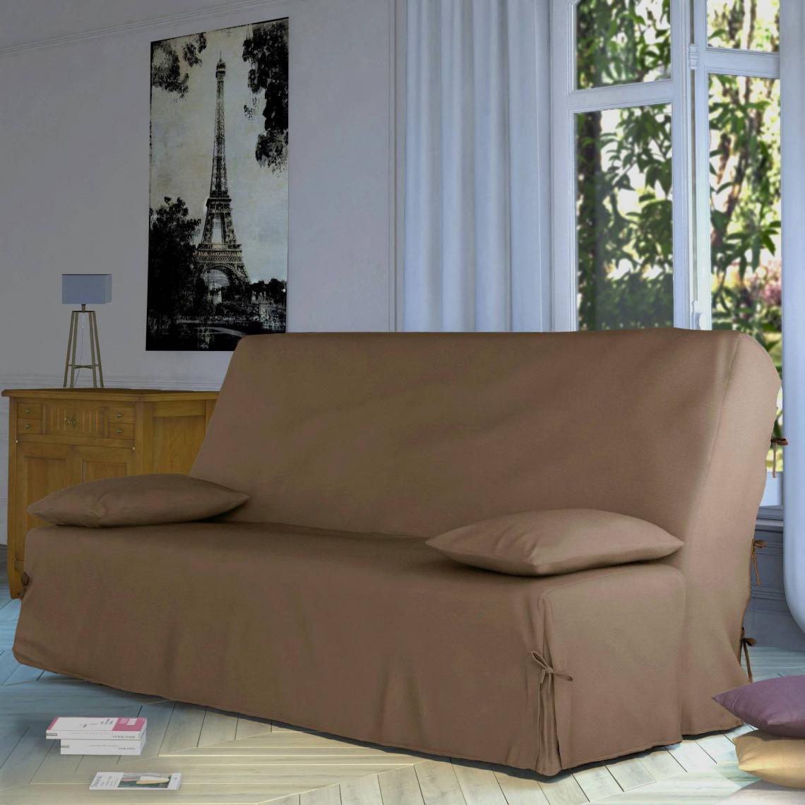 housse clic clac int grale non matelass e tertio. Black Bedroom Furniture Sets. Home Design Ideas