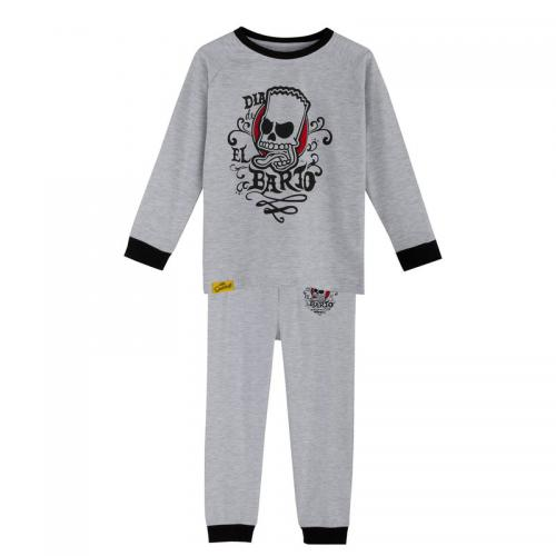 c50f91a221281 The Simpsons - Pyjama garçon Simpsons - Vêtements les héros des enfants