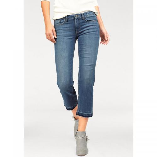 Tom tailor - Jean slim 78 femme Tom Tailor Denim - Bleu - Jean et denim bas femme