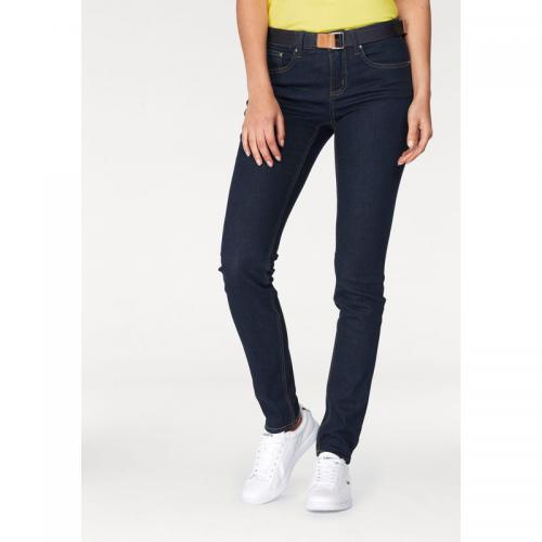 Tom tailor - Jean skinny coton/stretch femme Tom Tailor Polo Team - Rinsed - Jean et denim