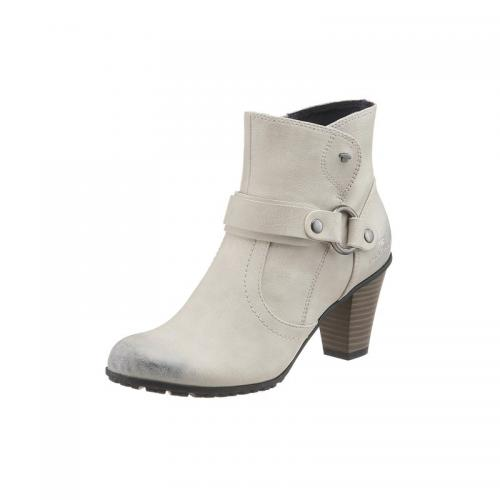 Tom tailor - Boots femme Tom Tailor - Gris - Chaussures femme
