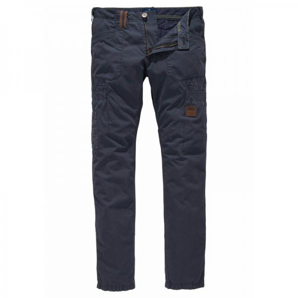 Pantalon cargo L34 homme Tom Tailor - Gris Anthracite Tom tailor