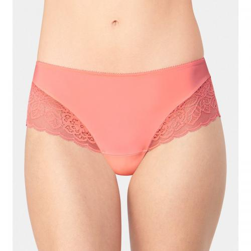 Shorty femme Amourette Spotlight Triumph - Corail