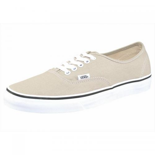 Vans - Baskets homme en toile Vans Authentic Seasonal en toile - Beige - Chaussures