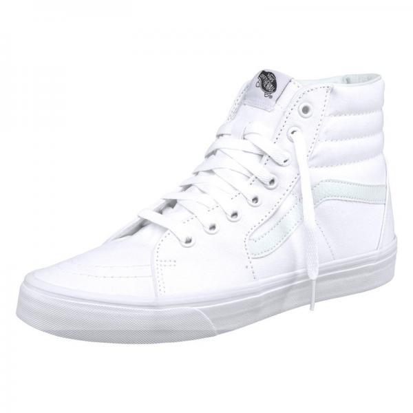 vans blanc