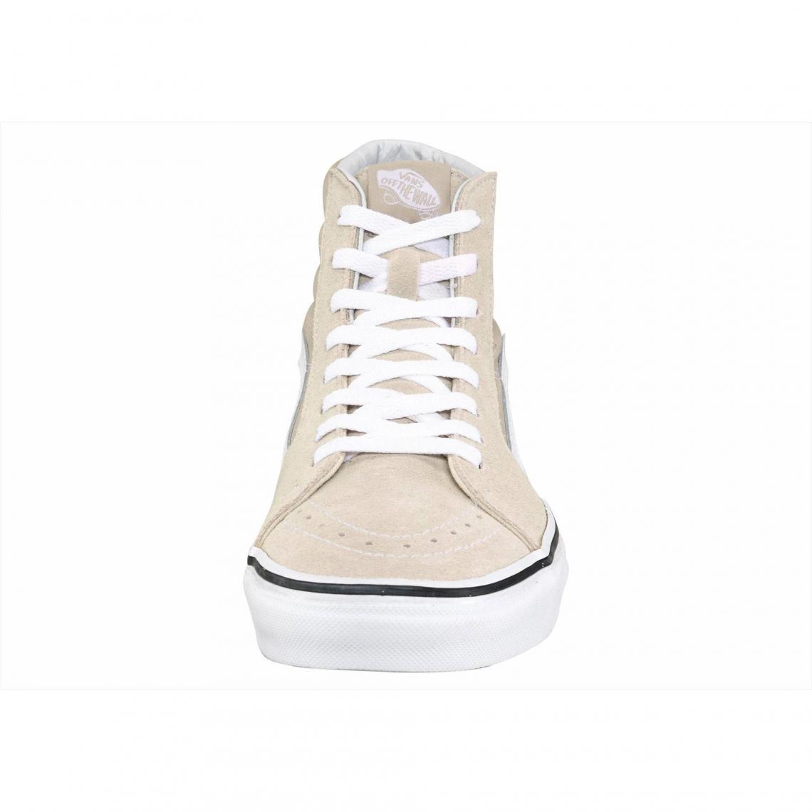 623f04f0713 Sneakers Vans Cliquez l image pour l agrandir. Sneakers montantes homme SK8-Hi  N de Vans - Beige Vans Cliquez ...