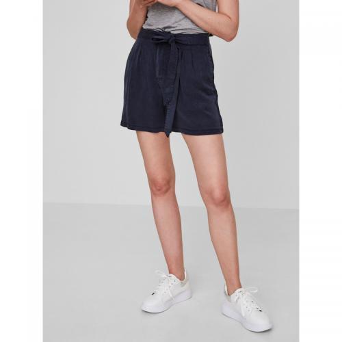 Vero Moda - Short femme Vero Moda - Bleu - Vero Moda 746670ea7ac1