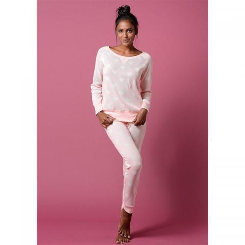Vivance - Pyjama imprimé femme Vivance Dreams - Rose - Ensembles et pyjamas