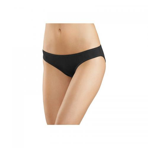 Vivance - Lot de 6 slips microfibre Vivance Active - Noir - Lingerie femme