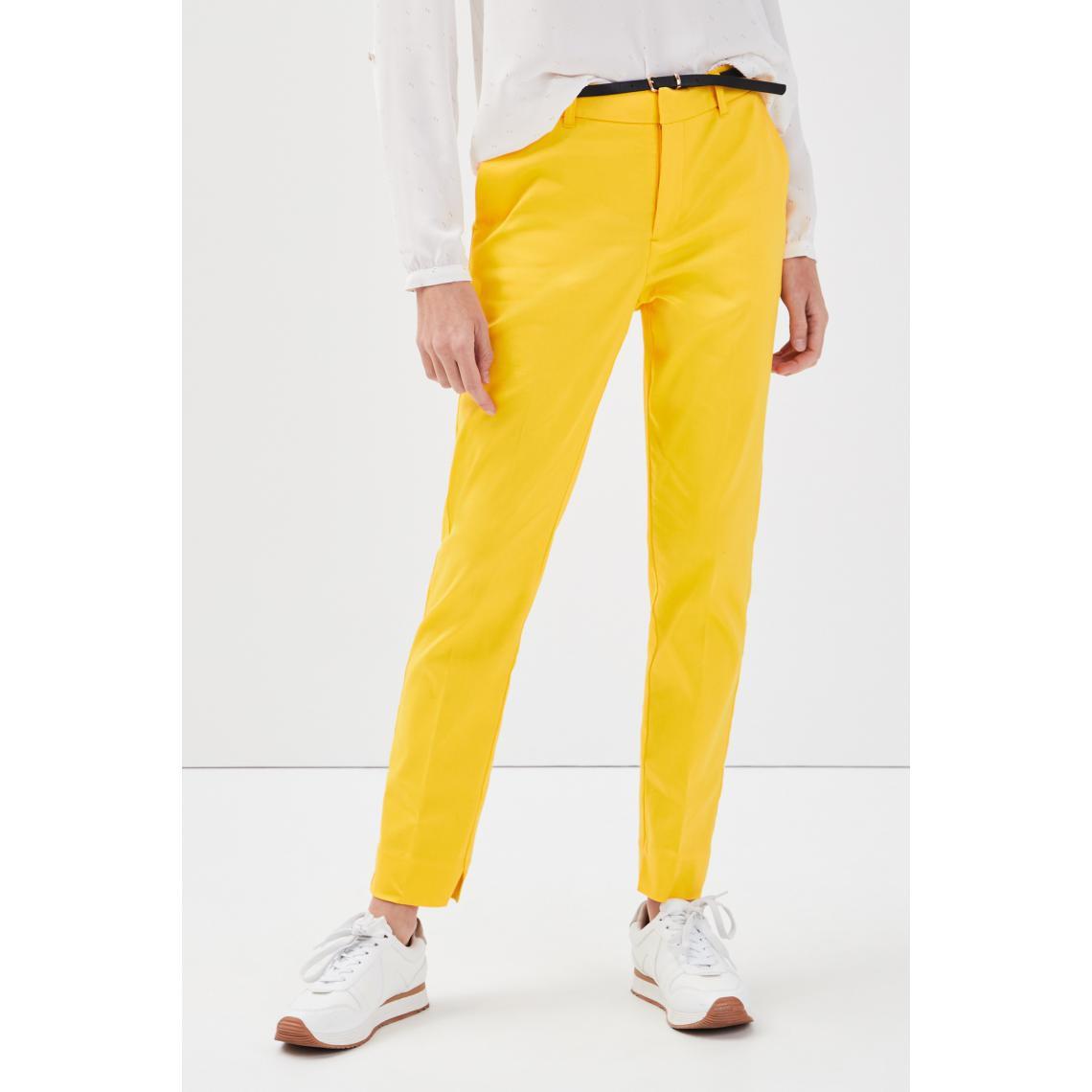 Pantalon 7/8ème à ceinture - Cache cache - Modalova