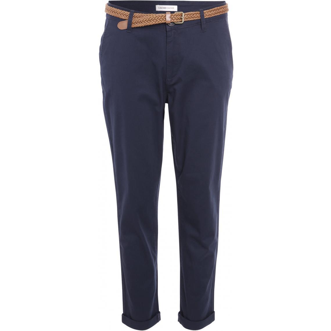 Pantalon chino 7\/8ème f0vLF