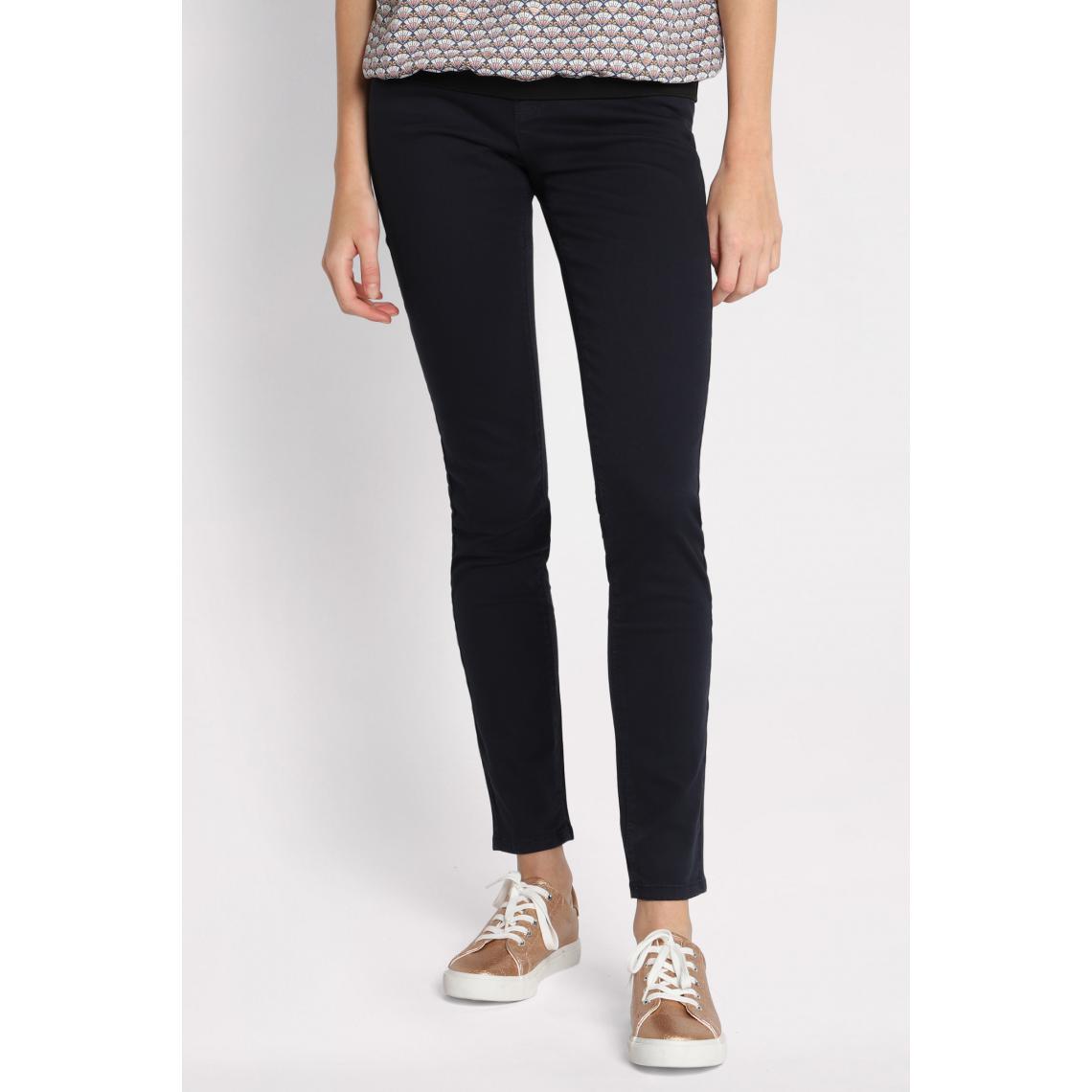 Pantalon slim 5 poches - Cache cache - Modalova