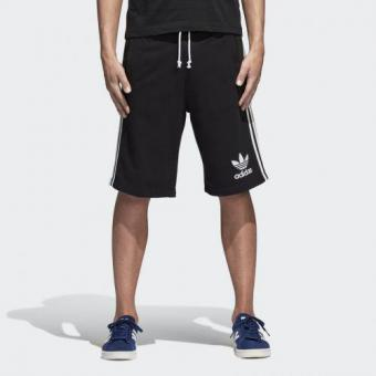 Adidas Originals - Short de sport long Adidas Originals homme - Noir - Vêtement de sport