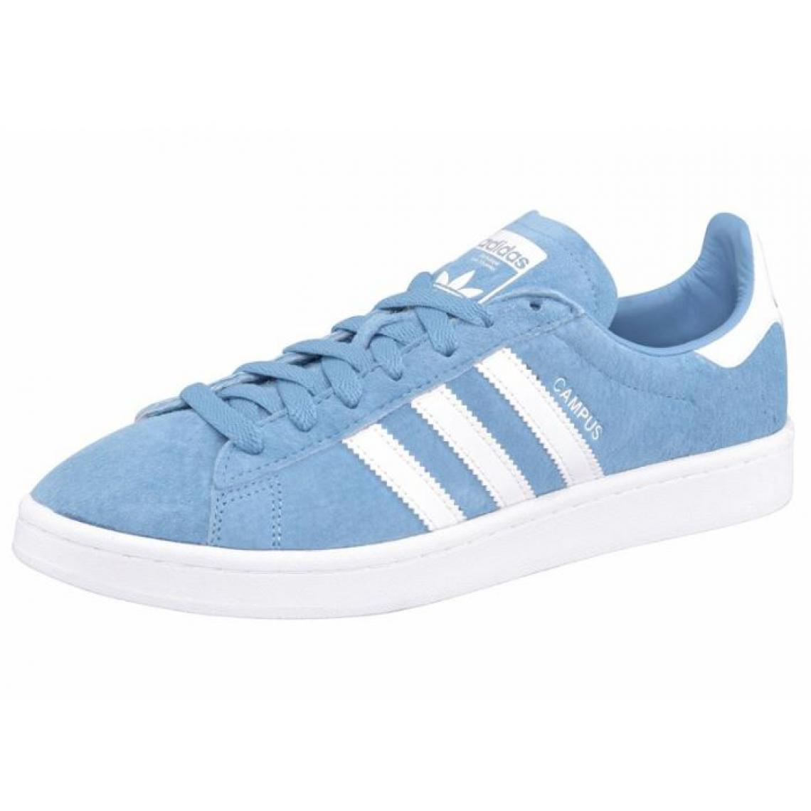 adidas campus femmes bleu