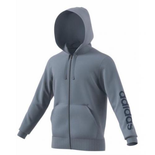 18768100f3 Veste zippée à capuche manches longues homme adidas Performance Adidas  Performance Homme