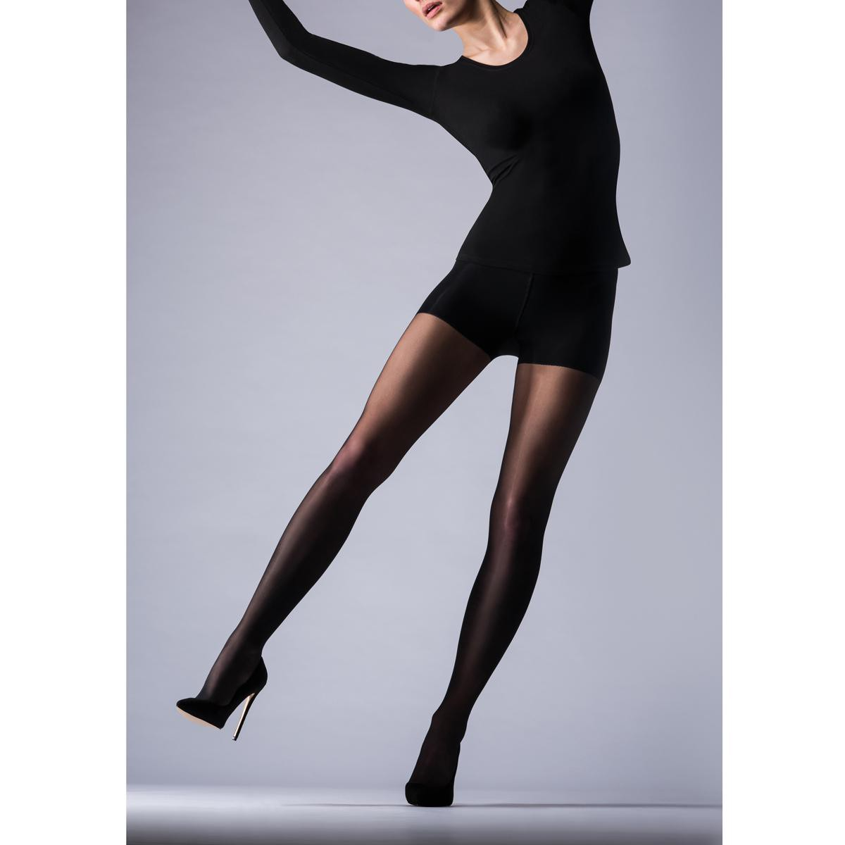 Collant doux 15D noir - Aristoc - Modalova