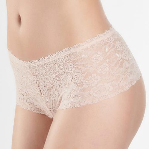 Aubade - Shorty Saint-Tropez beige - Shorties, boxers