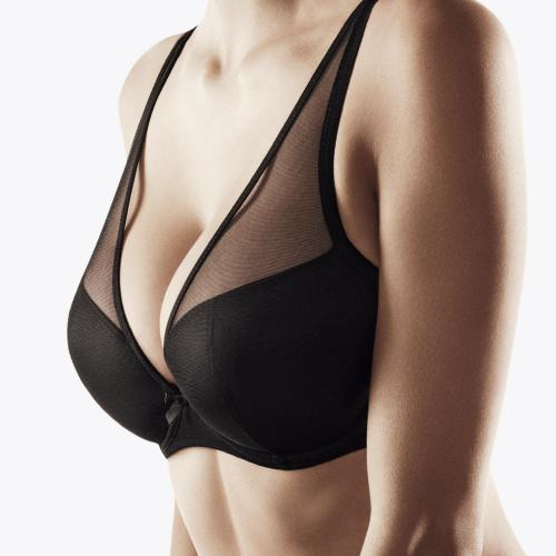 Aubade - Soutien-gorge triangle plunge - Push-up
