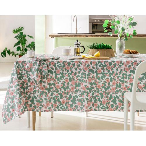 Becquet - Lot 2 nappes coton MAUD - Linge de table